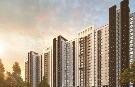 Upper Thane 3 Bed Luxury Homes at 1.5 Cr.