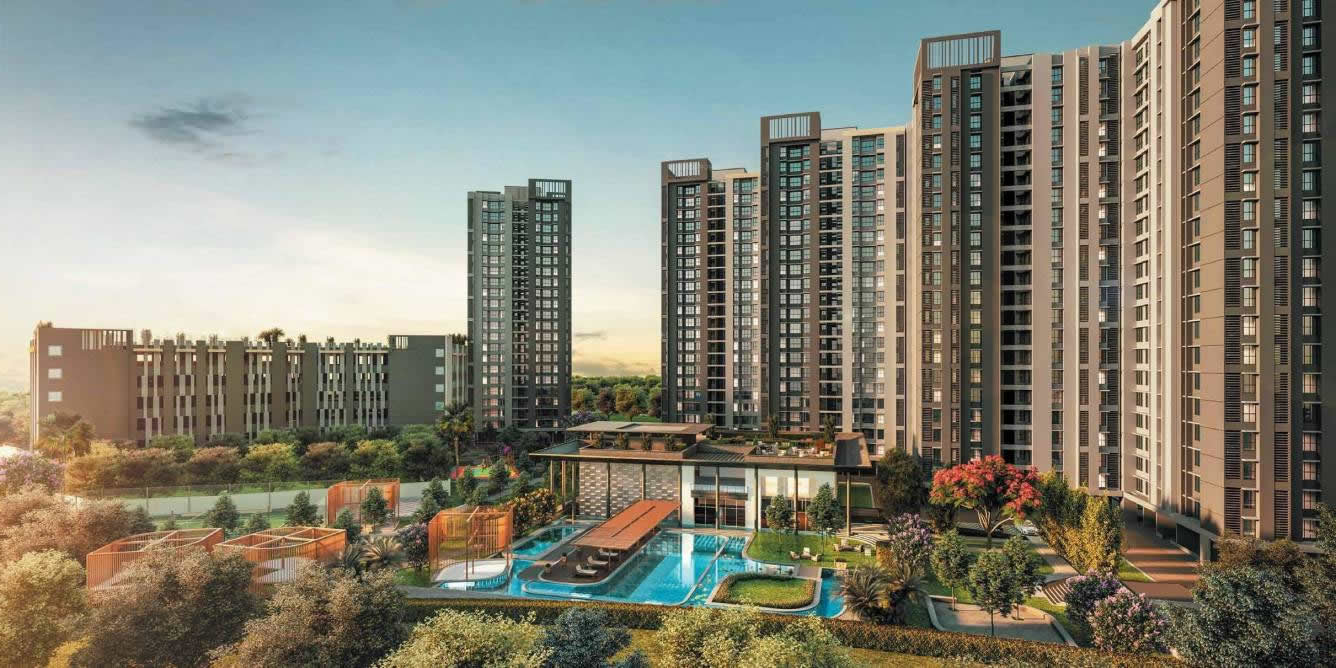 Godrej Nirvaan Thane | 1/2 BHK at 48Lacs All Inc.
