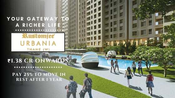 rustomjee urbania exclusive offer
