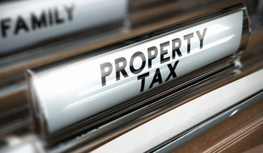 Property Tax In 2020