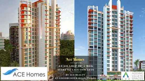 Properties Unnder 50 Lacs - 1 Cr In Thane